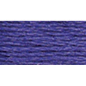 Very Dark Blue Violet - DMC Pearl Cotton Ball Size 8 87yd