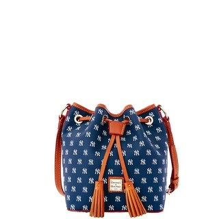 Dooney & Bourke MLB Yankees Kendall Crossbody (Introduced by Dooney & Bourke at $228 in Oct 2015) - Navy
