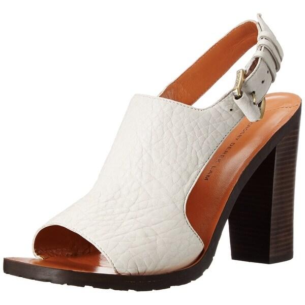 10 Crosby Derek Lam NEW Beige Women Shoe Size 9.5M Jemina Sandal