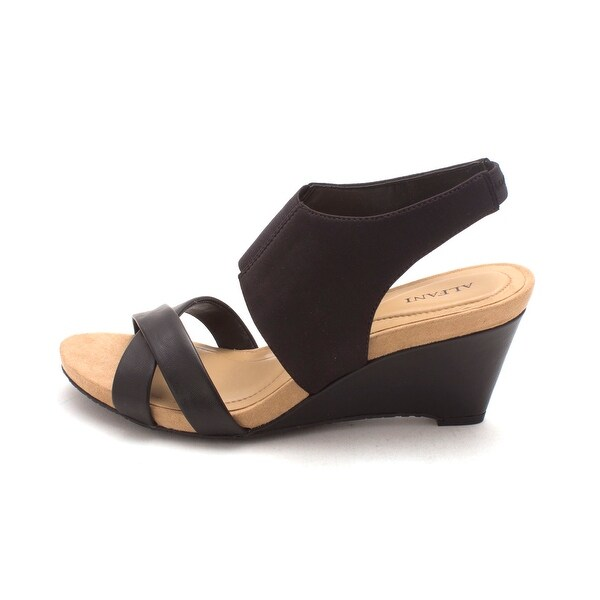 Alfani Womens Tmonah Open Toe Casual Platform Sandals