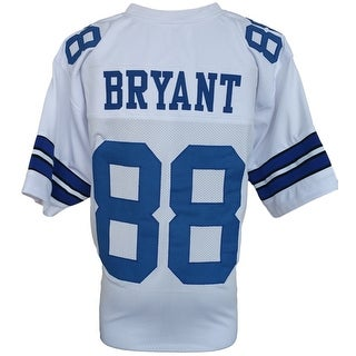 Dez Bryant Unsigned Custom White Pro Style Football Jersey Xx Large Overstock Com Shopping The Best Deals On Football