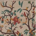 Handmade 100% Cotton Tree of Life Tapestry Tablecloth Bedspread Coverlet Beach Sheet Tan Twin Full Queen & King - Thumbnail 6