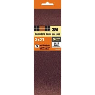 "3M 99266 Sanding Belts, 3""X21"" , 240D"