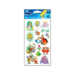 EK Disney Sticker Alice In Wonderland