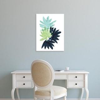 Easy Art Prints Grace Popp's 'Untethered Palm II' Premium Canvas Art