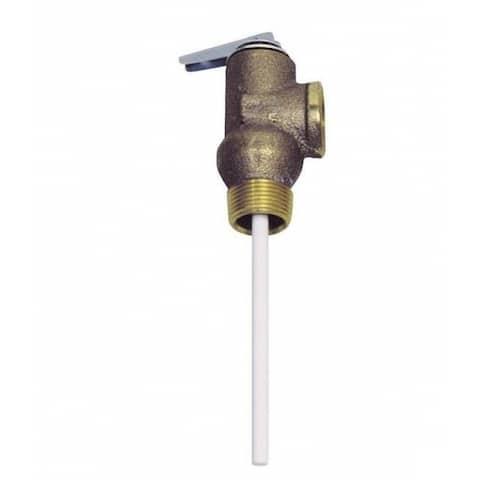 Watts Premier 100XL-150 Temperature and Pressure Relief Valve