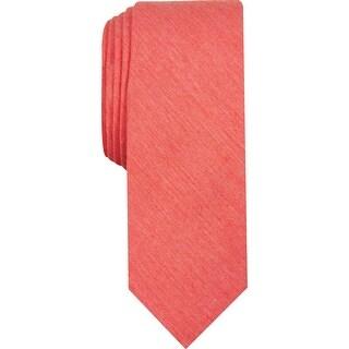 Original Penguin Mens Maxill Neck Tie Silk Blend Business - O/S
