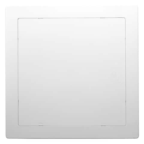 "Oatey 34056 Plastic Access Panel, 14"" x 14"", White"