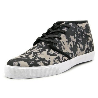 DC Shoes Studio Mid Tx Se Men Round Toe Canvas Skate Shoe