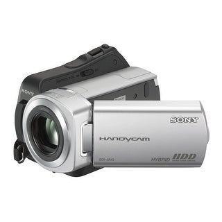 Sony DCR-SR45 30GB Hard Drive Handycam Camcorder with 40x Optical Zoom (Certified Refurbished)
