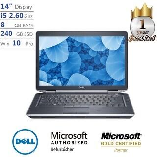 """Dell Latitude E6430, Core i5, 8GB, 320GB HDD, 14"""" Display, Win 10 Pro Laptop"""