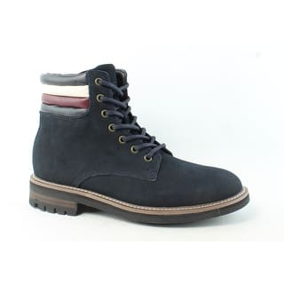 49269646c Tommy Hilfiger Mens Halex Hiking Boots Padded Collar Durable. New Arrival.  Quick View