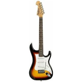 Washburn Solid Body Electric Guitar Sonamaster Tobacco Sunburst S1TS