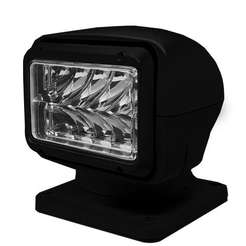ACR RCL-95 Black LED Searchlight with Wired/Wireless Remote Control - 12/24V 1959 LED Searchlight