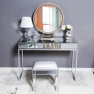 Link to FCH Iron Makeup Vanity Table Tube Feet--Mirror Table Dressing Table Similar Items in Bedroom Furniture