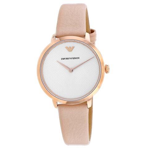 Armani Women's Two Hand Watch - AR11160