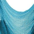 Sunnydaze Hanging Caribbean XL Hammock Chair, 40 Inch Wide Seat - Thumbnail 60