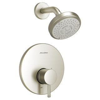 American Standard TU064.507  Serin Shower Only Trim Package with 1.75 GPM Multi Function Shower Head