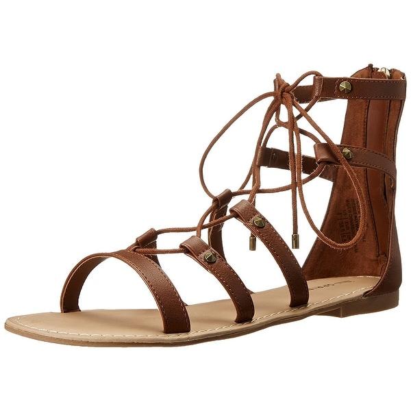 Call It Spring Women's Charilyn Gladiator Sandal - 7
