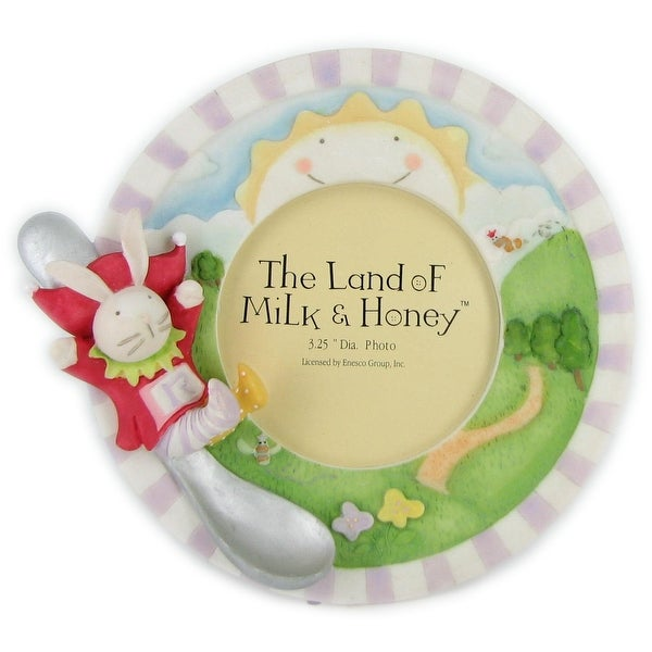 The Land of Milk & Honey 'Baby's Bowl' Picture Frame by Enesco