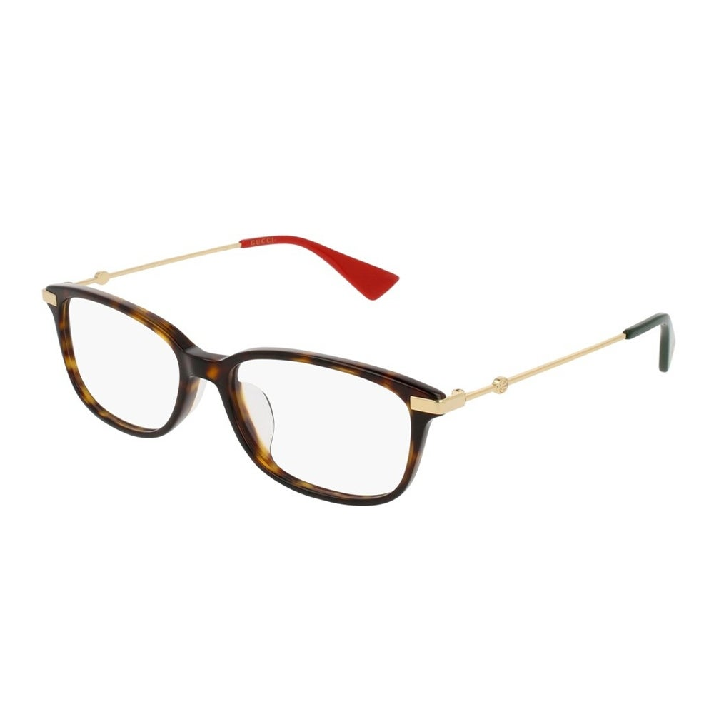 Gucci Logo Women S Rectangular Cat Eye Asian Fit Eyeglasses Gold One Size Overstock 31662976 Muscular women logo food fitness logo logos woman fitness fit women logo design screenprinting logo ideas. gucci logo women s rectangular cat eye asian fit eyeglasses gold one size