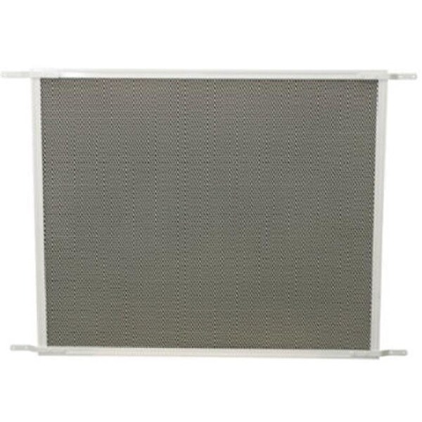 Shop Pl 15941 48 In Sliding Patio Door Grill White Free