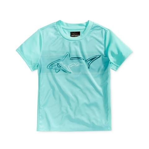 Greg Norman Boys Performance Graphic T-Shirt