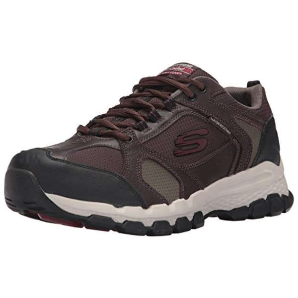 best website 52d55 0f1ac Shop Skechers Sport Men s Outland 2.0 Oxford,Brown Black - Free Shipping  Today - Overstock - 27122713