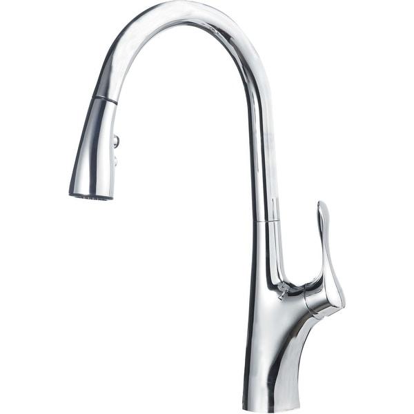 Blanco 441506 Napa 2.2 GPM Single Hole Pull Down Kitchen Faucet