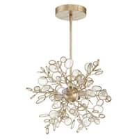 """Craftmade 48794 Sigrid 4-Light 13-3/8"""" Wide Sputnik Chandelier - n/a"""