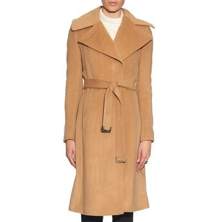 Diane Von Furstenberg Nikki Wrap Coat