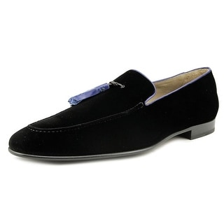 Arfango SUMC65 Round Toe Canvas Loafer