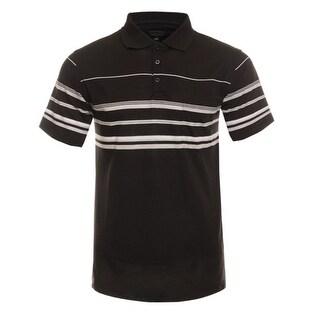 NE PEOPLE Men's Basic Stripe Shortsleeve Polo T-shirts [NEMT1113] (More options available)