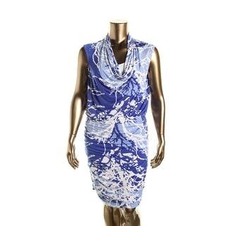 Miraclesuit Womens Matte Jersey Shapewear Wear to Work Dress - 6