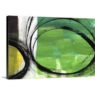 """Intertwined"" Canvas Wall Art"