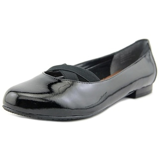 Ros Hommerson Opal N/S Round Toe Synthetic Flats