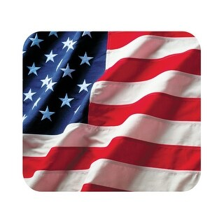 Deluxe Mouse Mat- American Flag