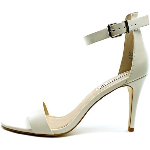 f9594b36bb6 Shop Madden Girl Bay Women White Sandals - Free Shipping On Orders ...