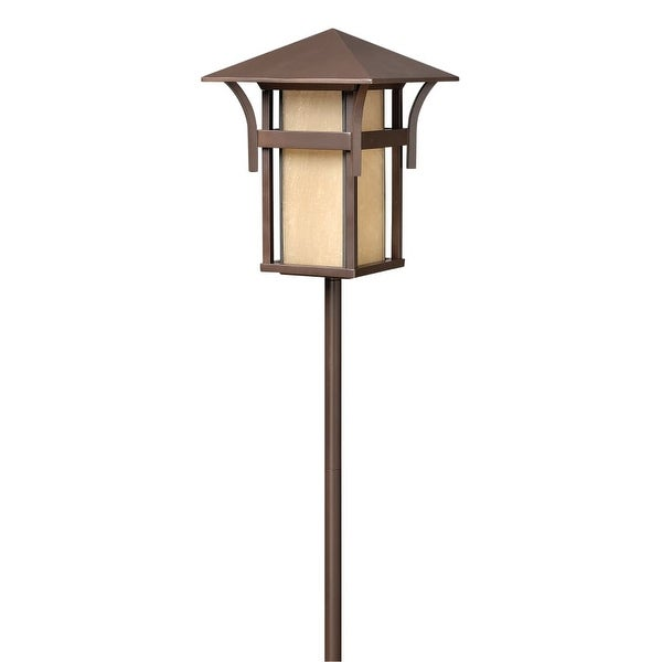 Hinkley Lighting 1560 12v 18w 1-Light Path Light from the Harbor Collection - anchor bronze - N/A