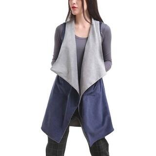 Mad Style Reversible Corduroy Vest
