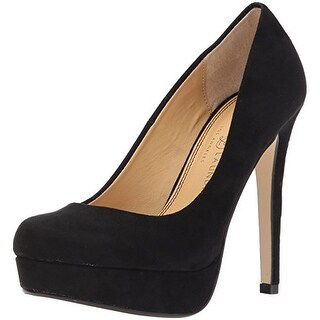 Chinese Laundry Womens Patent Closed Toe Classic Pumps