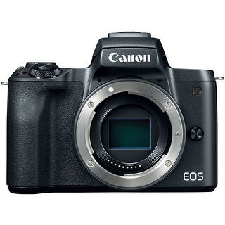 Canon EOS M50 Mirrorless Digital Camera Intl Model