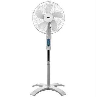 """Optimus F-1760 Stand Fan with Remote"""