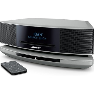 Bose Wave SoundTouch Music System IV - CD-R - CD-DA, MP3, WMA, (Refurbished)
