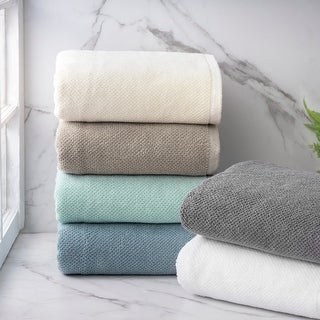"""Link to The Welhome 2-Piece Franklin Bathsheet Set - 30"""" x 66"""" Similar Items in Towels"""