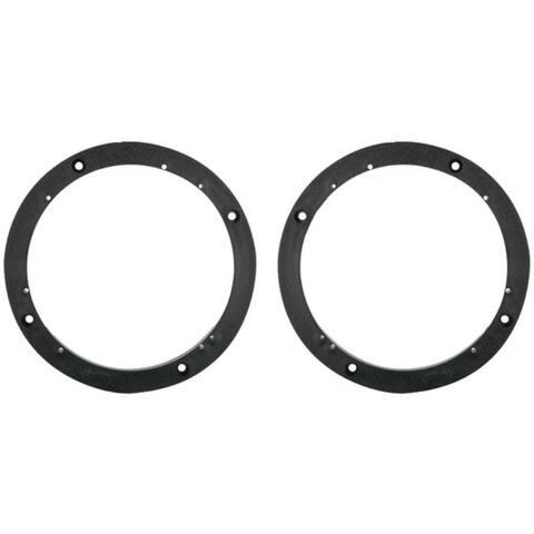 "METRA 82-4400 .5"" Universal Speaker Spacer Rings for 5.25"" Speakers - Pictured"