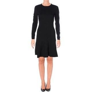 Lauren Ralph Lauren Womens Casual Dress Colorblocked Long Sleeves (3 options available)