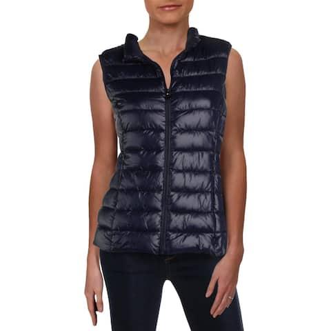 Aqua Womens Packable Vest Fall/Winter Lightweight