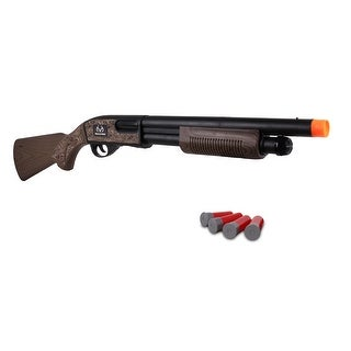 NKOK RealTree Pump Action Rifle Pretend Play Toy
