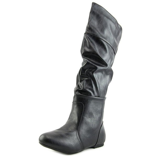 Room of Fashion N-145 Black Boots